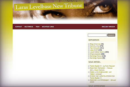 Der LLB New Tribune Blog bis August 2014