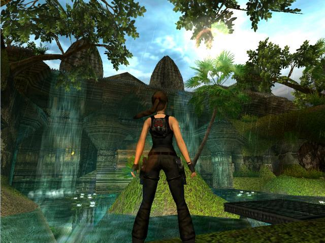 Submersion of Angkor by Tombraider95